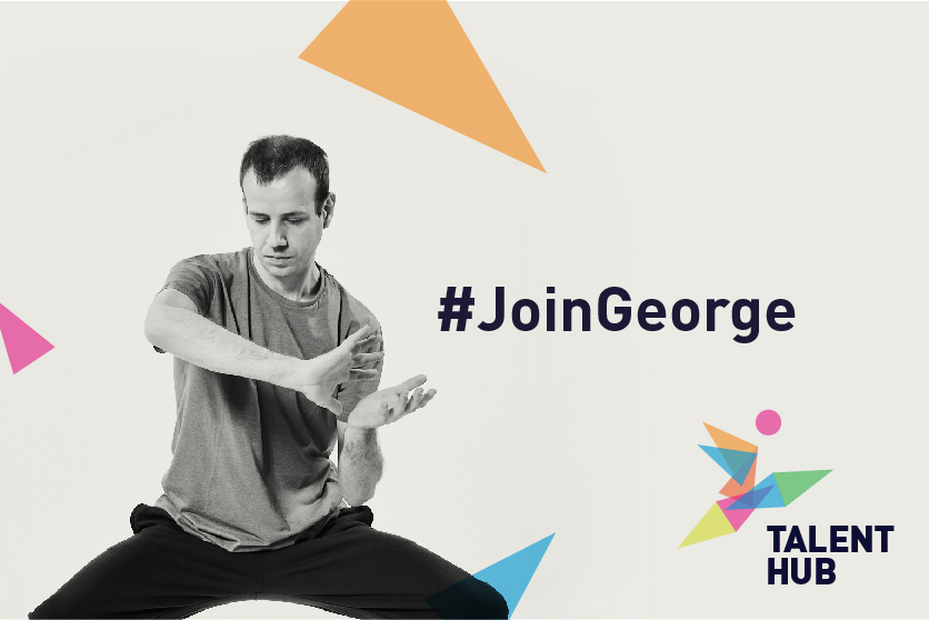 Talent Hub - Join George © David Lindsay and Split
